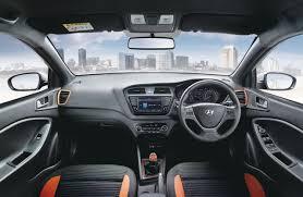 2017 Hyundai i20 dual tone interior - Indian Autos blog