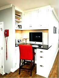 white home office. Gray Office Ideas Kitchen Desk Elegant Built In Home Photo Dc Metro With . Small White