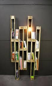 Creative Shelf Creative Pallet Bookshelf 99 Pallets