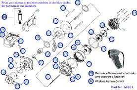 order oem parts for your 16 5ti atv winch here Warn Winch Diagram 16 5ti 16,500 lb winch this page covers p n 68801 \u2022 serial no 920301 and up