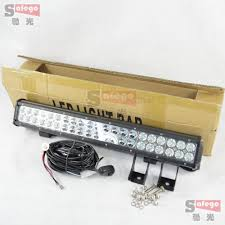 wiring tractor work lights wiring image wiring diagram aliexpress com buy 1pcs 20inch 126w cree led work light bar on wiring tractor work