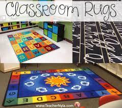 classroom rugs and alternatives