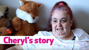 Cheryl's story - YouTube