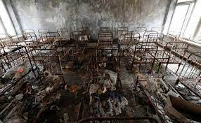 Chornobyl) and 65 miles (104 km) north of kyiv, ukraine. Soviet Documents Reveal Cover Ups At Chernobyl Nuclear Plant Before 1986 Disaster
