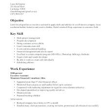 Computer Resume Skills Inspiration Resume Qualifications List R Great Resume Examples Examples Of