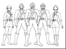 Power Rangers Dino Charge Megazord Coloring Pages Coloring