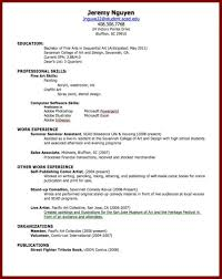 Creating A Resume For Highschool Students Ideas Make A Good Resume