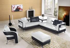Interesting Furniture For Living Room Modern Style Black