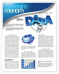 Newletter Formats Security Newsletter Templates In Microsoft Word Adobe