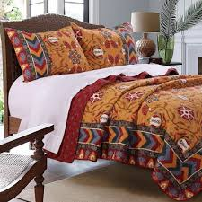 image of beautiful southwest quilts