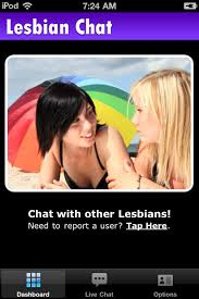 Chat with lesbians free
