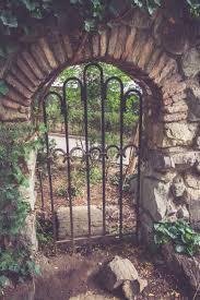 Kostenlose Foto Blume Fenster Bogen Grün Dschungel Garten