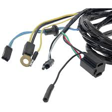mustang wiring harness headlight to firewall 1966 cj pony parts 1966 Mustang Wiring Harness wiring harness headlight to firewall 1966 1966 mustang wiring harness diagram