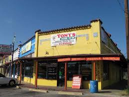 a restaurant at nogalitos at cottonwood is located in a building that used to house a