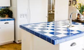 best types of tile for kitchen countertops