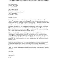 Cover Letters Samples General Letter Motivation For Job