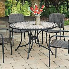 home styles laa 51 patio dining table only