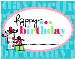 Happy Birthday Card Printable Free Findmesomewifi Com