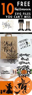 This post may contain affiliate links. 10 Free Halloween Svg Cutting Files You Can T Miss