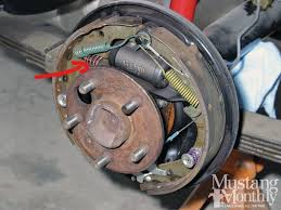 Rear Brakes Sticking & Getting Hot - El Camino Central Forum ...