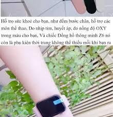 HCM]Đồng Hồ Thông Minh Smart Watch C6 Giá Rẻ Tại Hà Nội - Tp. Hcm Đồng