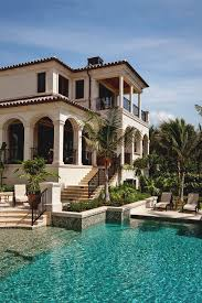 Spanish House Plans And Spanish Designs At BuilderHousePlanscomSpanish Mediterranean Homes