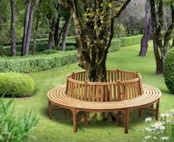 tree seats garden furniture. Teak Tree Seat Seats Garden Furniture