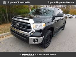 Used Toyota Tundra at Toyota of Fayetteville Serving NWA ...