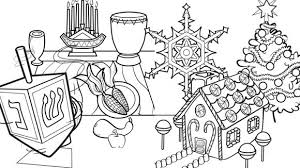 Brilliant Ideas Hanukkah Coloring Pages Hanukkah Printable