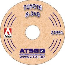 a aw toyota volvo transmission repair manual toyota a340 mini cd