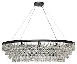celeste extra large crystal chandelier wires