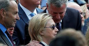 Hillary Clinton rushed from 9/11 memorial service to daughter ...