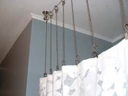 the best 25 shower rod ideas on regarding ceiling mount inside ceiling mounted shower curtain rods remodel