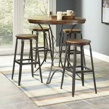 Industrial Pub Table Sets Industrial Dining Chairs Industrial Dining Table And Chairs