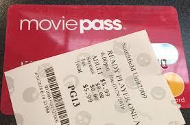 Moviepass Makes Some Users Take Ticket Stub Photos