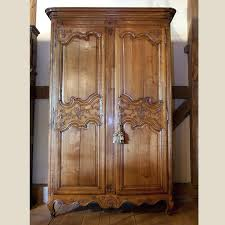 armoire furniture antique. Antique Armoire Furniture Country French And Accessories Cabinets Reproduction Sold Cherry Carved Doors Of Solid Wood