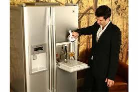 lg bar fridge is a big hit