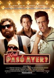 soundtrack de ¿que paso ayer? I; II y III (the hangover)