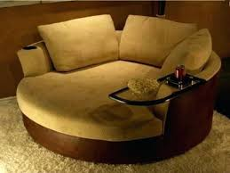 circular furniture. Circle Sofa Chairs Chair Semi Round Single Couch Blue Set Throughout Latest Circular Furniture