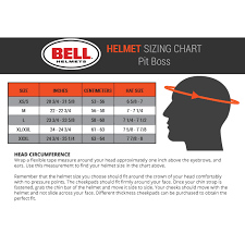 Bell Qualifier Dlx Size Chart Motorcycle Helmet Sizing Chart Bell Disrespect1st Com