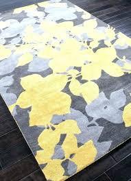 yellow area rug yellow fl rug fashionable gray fl rug cool yellow area rug yellow grey