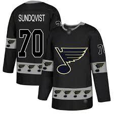 Sundqvist Louis Jersey Oskar Adidas 70 Logo - Men's Blues Team Nhl Fashion St Black Authentic|COHEN'S Corner Sports
