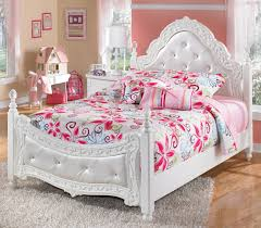 Little Girl Bedroom Sets Also Wall Mounted Triple Dark Brown ...