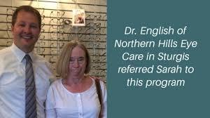 gift of sight program sarah