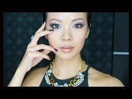 my favorite smokey eye a purple smoky eye makeup tutorial created especially