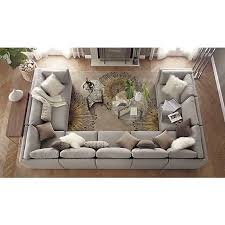 Moda 9 Piece Sectional Sofa in 15 off The Sofa Sale Crate and