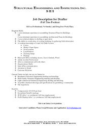 civil draughtsman resume sample itacams a496b90e4501