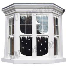 Decorazione Finestre Neve : Dettagli su adesivi per finestre vetrine natale abbellire decorare