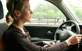 Image result for woman behind wheel of car