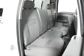 2007 dodge ram seat covers 2007 used dodge ram 2500 4wd quad cab slt mins turbo